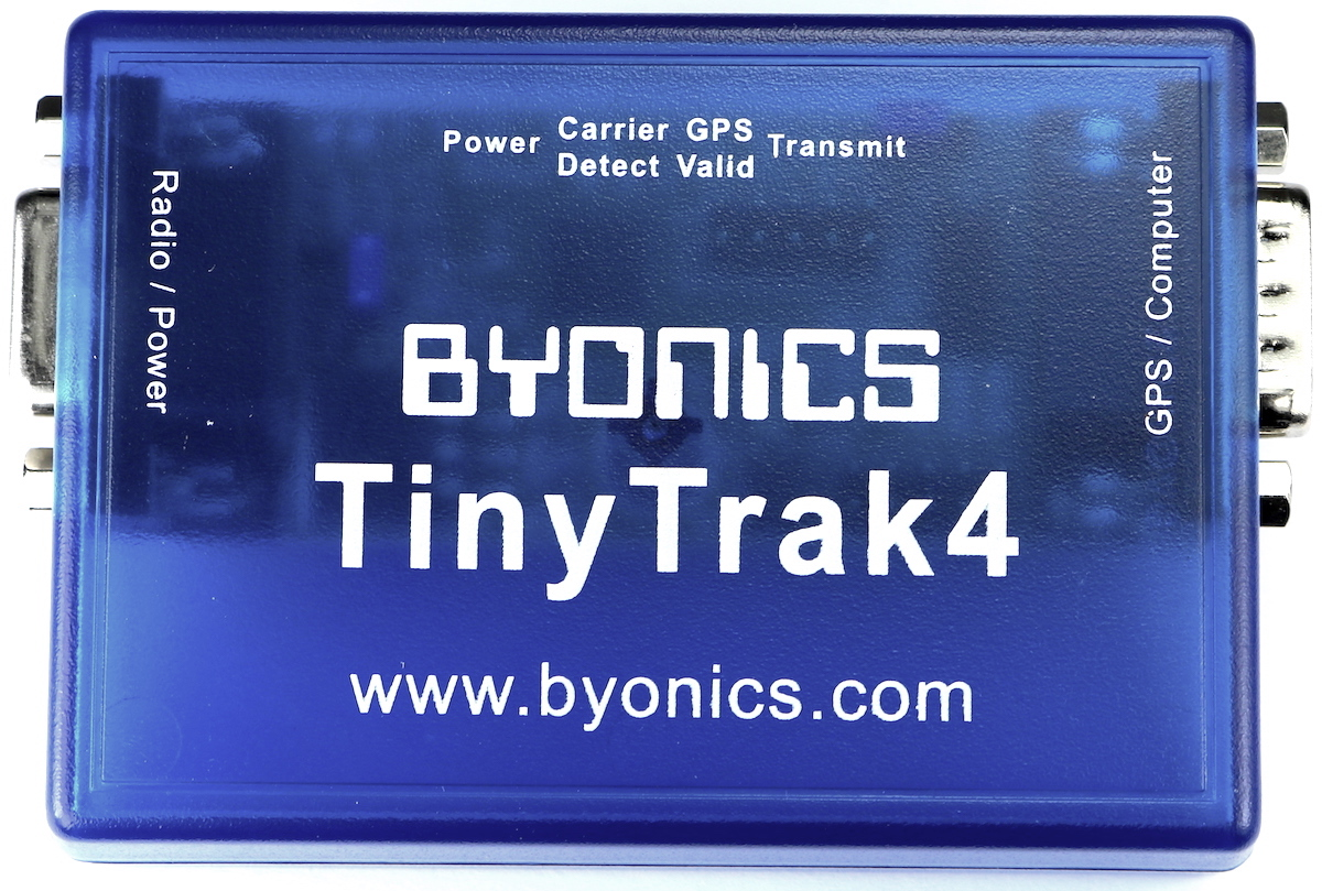 Byonics Tracking Transmitter Aprs Is A Popular Method Of Geo Over Amateur Radio By Combining Gps 2 Meter And Controller Stations Can Send Their Locations